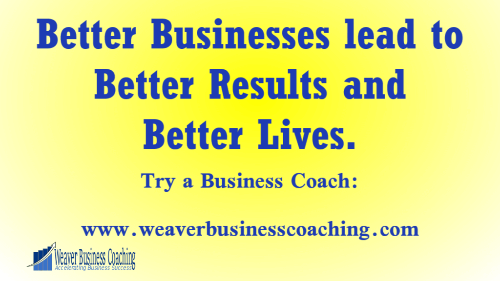 Try a business coach